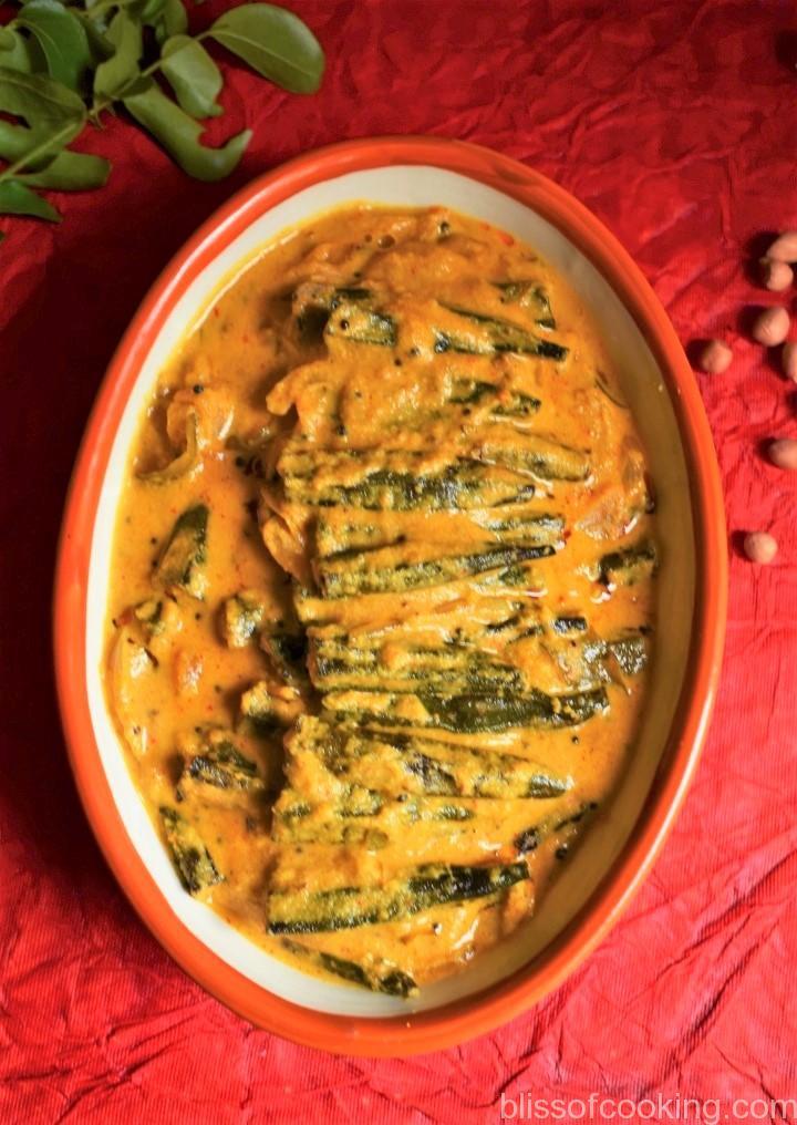 Bhindi Ka Salan, Tangy Okra Curry
