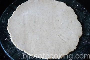 Jowar Roti, Sorghum Flat Bread