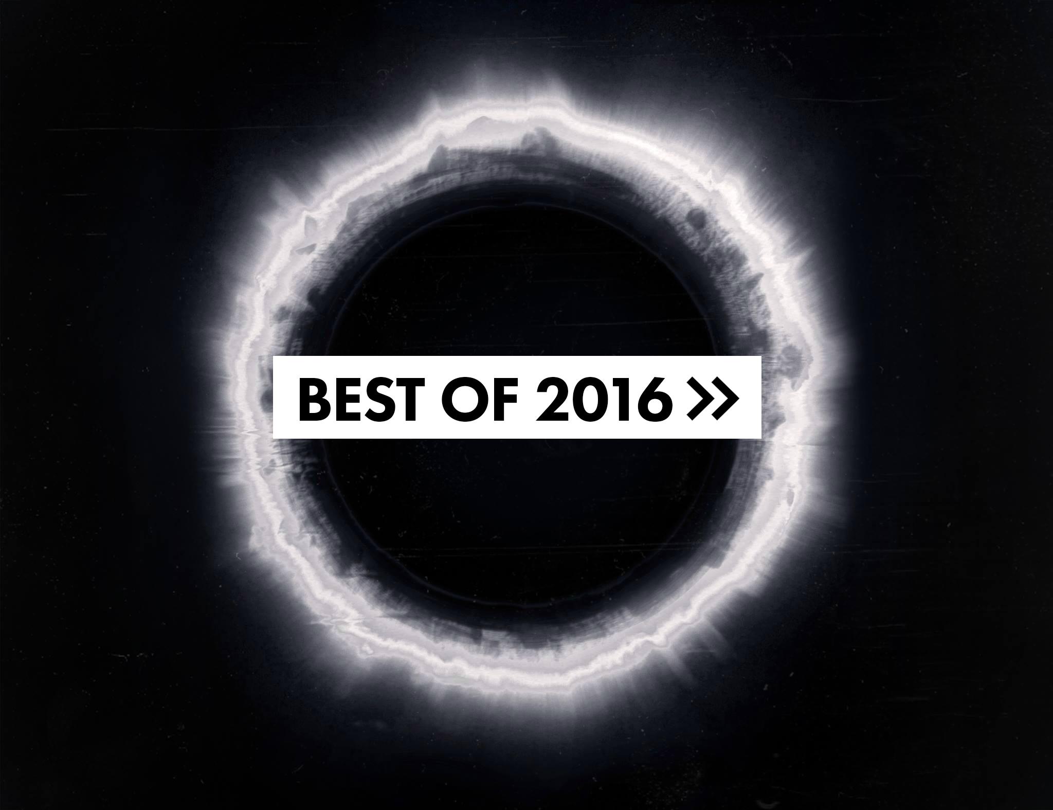 Kristina's picks for best of 2016