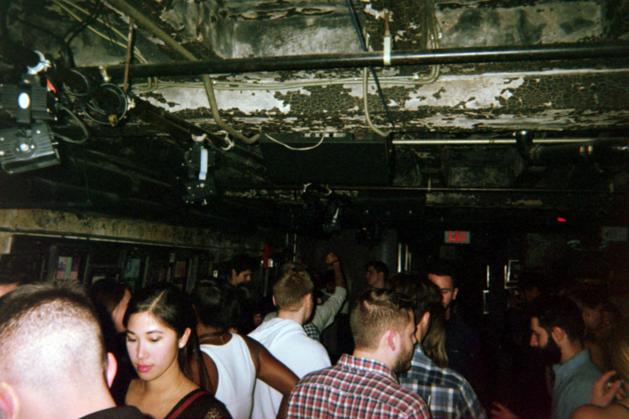 Image from DMV Deep: The Residency party at Backbar