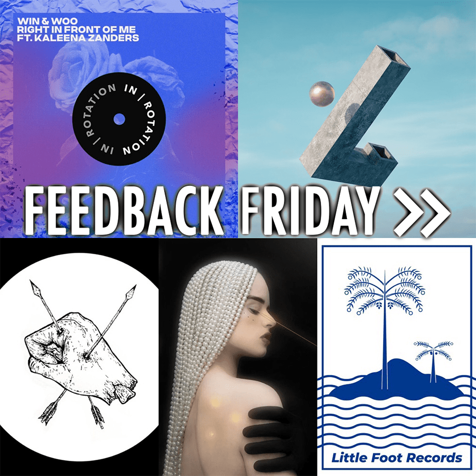 Feedback Friday Artwork