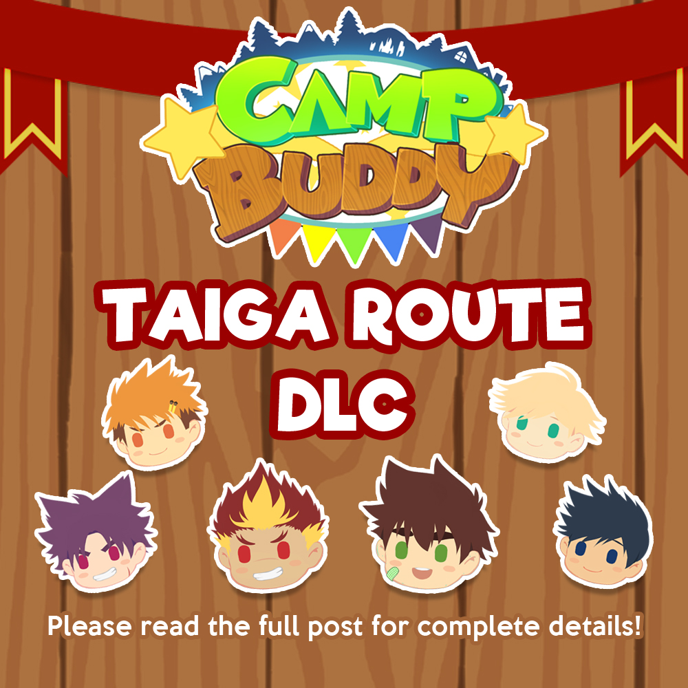 Camp Buddy 2.0 (Taiga DLC) is Here!