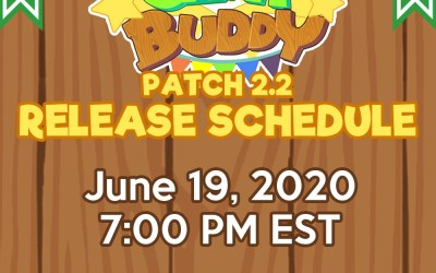 Camp Buddy Patch 2.2 – Release Date & Sale!