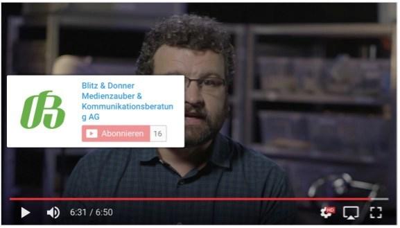 Abspann-Tool Youtube erklärt – Abo offen