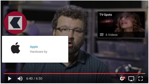 Abspann-Tool Youtube erklärt – Kanal extern offen