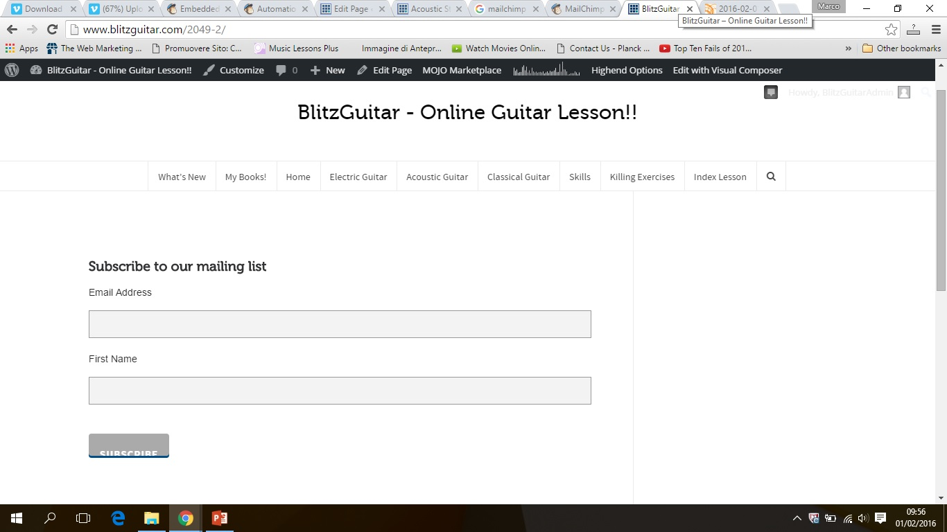 SH - FINGERSTYLE GUITAR LESSONS