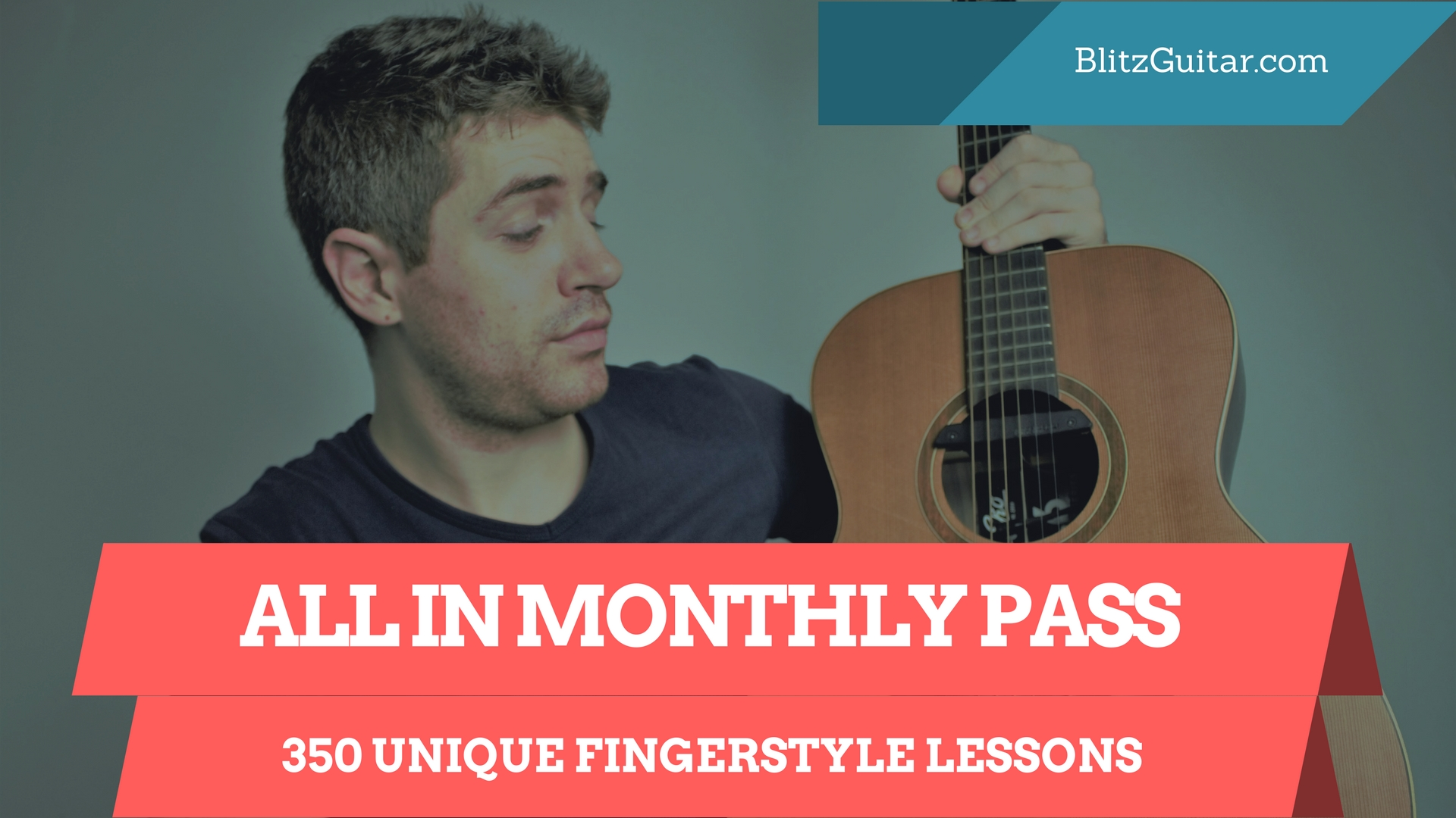 All in Monthly Pass - BlitzGuitar.com