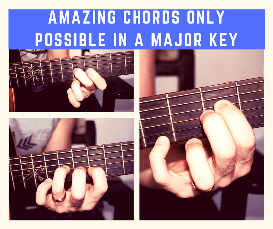 Amazing Fingerstyle Chords Only Possible In A Major Key