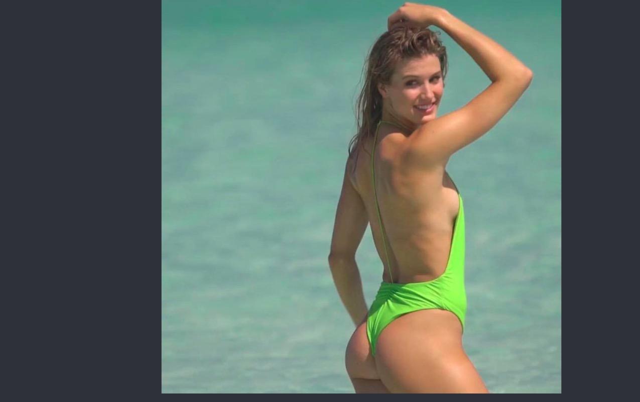 Rossella Fiamingo Valentina Vignali Eugenie Bouchard lato b challenge  Blitz quotidiano
