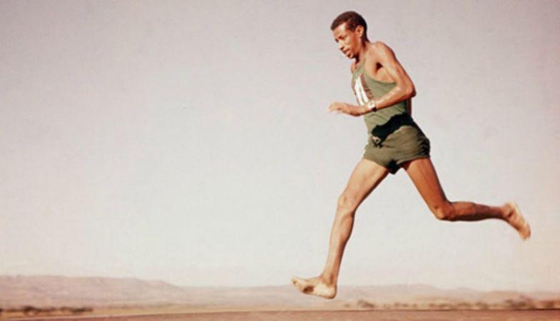 Abebe Bikila  Appia Run  Maratona  Comune di Roma