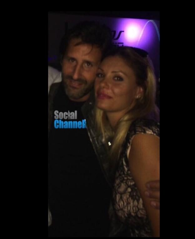 Tamara Pisnoli ex di De Rossi  il nuovo amore di Arnaud