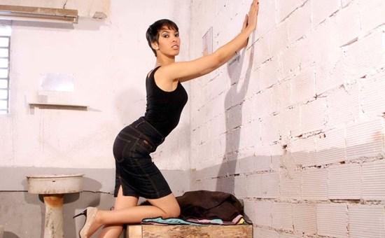 Jasmine Arabia attrice a luci rosse condannata e arrestata