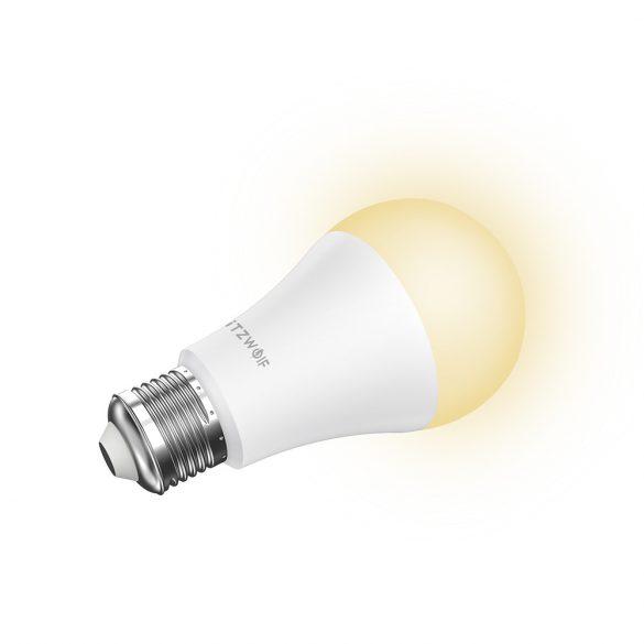 Smart bulb - BlitzWolf® BW-LT21, E27, 900m, 10W, 2700-6500K,