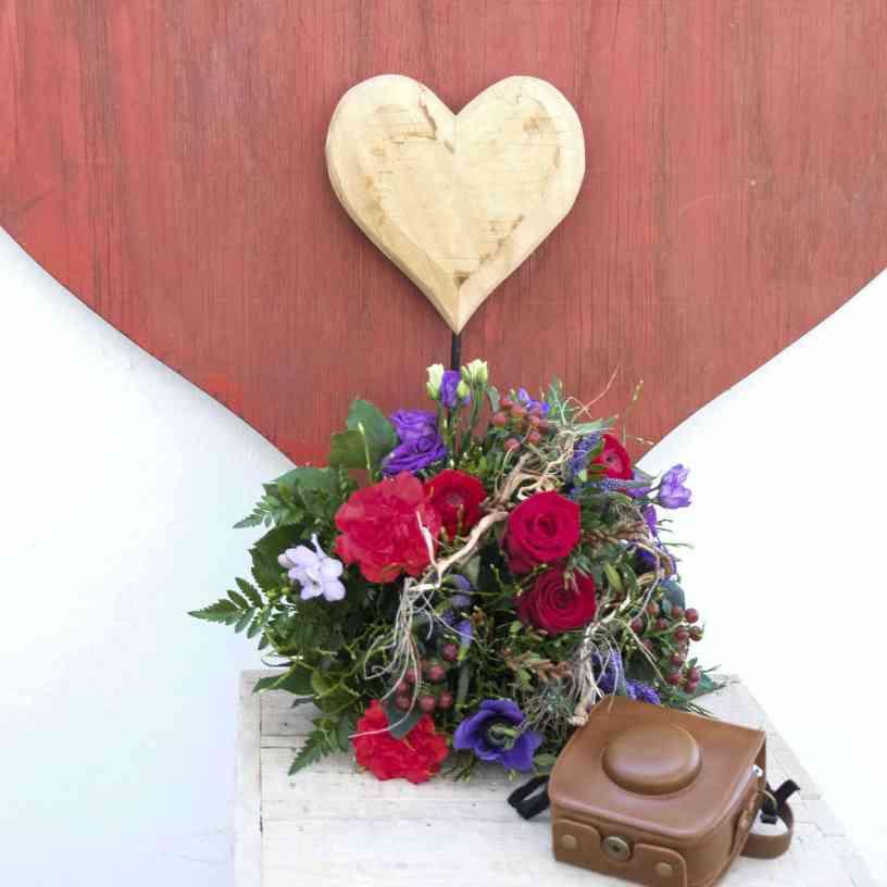 Valentinstag Gewinnspiel Gartnerei Blumen Bendler Blizz Regensburg