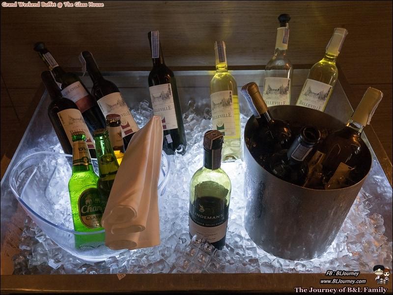 Grand Weekend Buffet The Glass House sathorn0105