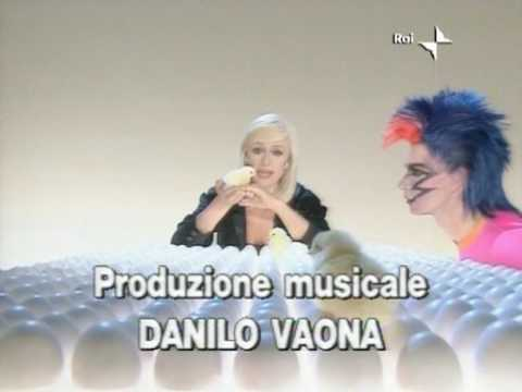 Fantastico 12 - Scranda la mela (Raffaella Carrà)