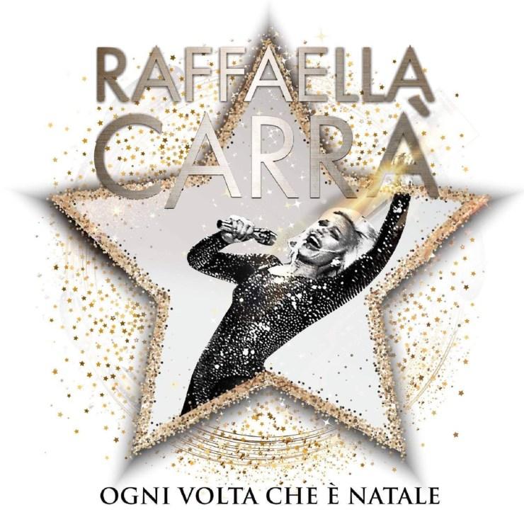 Cd di Natale di Raffaella Carrà