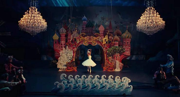 il balletto de Lo schiaccianoci
