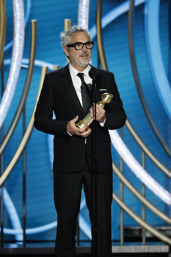 Cuaron Golden Globes