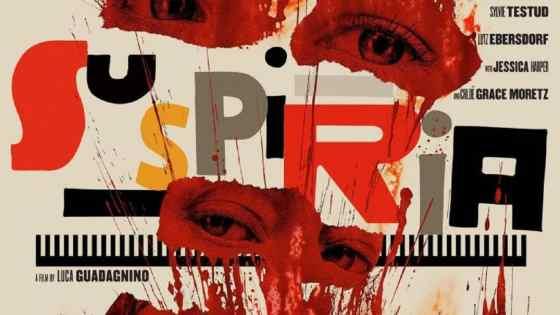 SUSPIRIA film 2018 di Luca Guadagnino