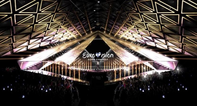 palco eurovision 2019