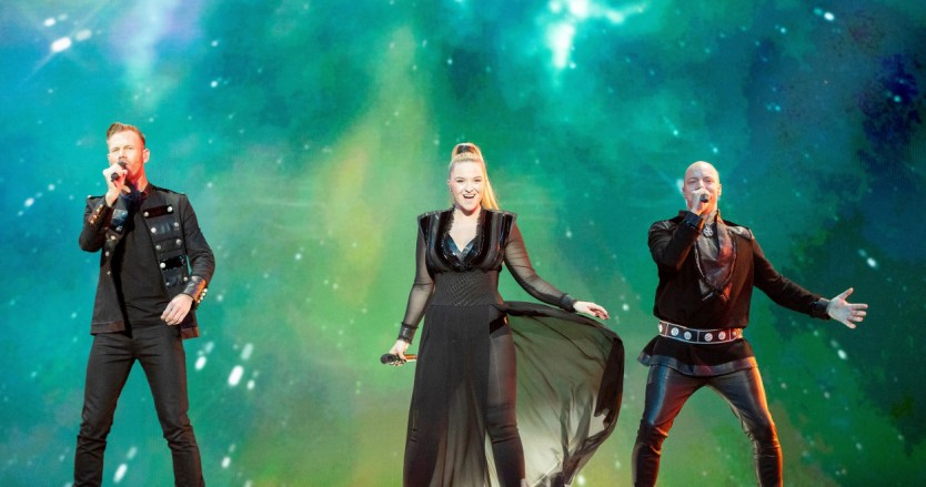Keiino Norvegia Eurovision