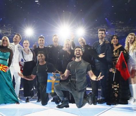 seconda semifinale eurovision