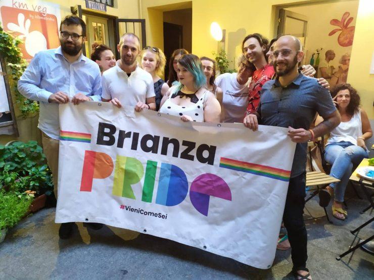 organizzazione brianza pride