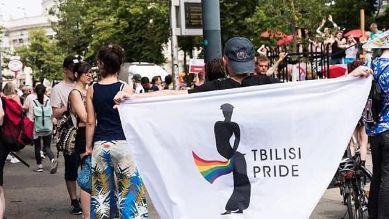 gay pride tbilisi