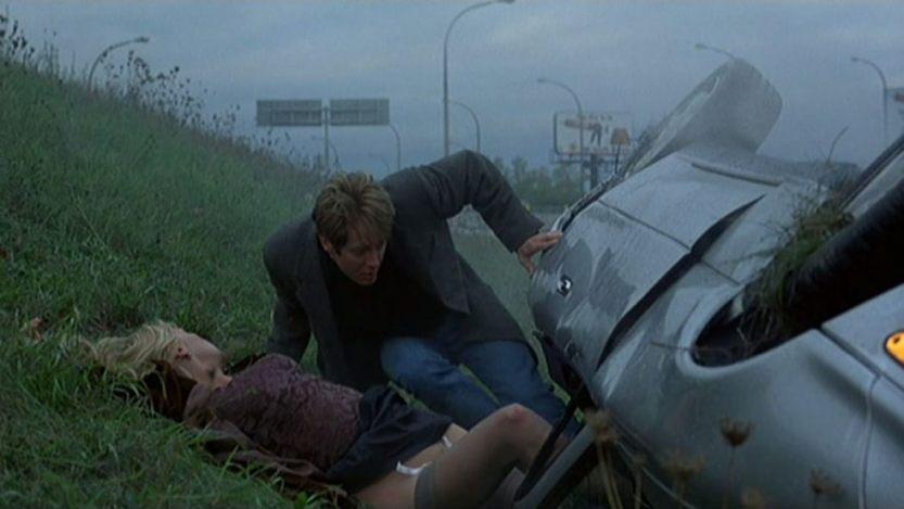 sesso e incidenti stradali in CRASH (1996)