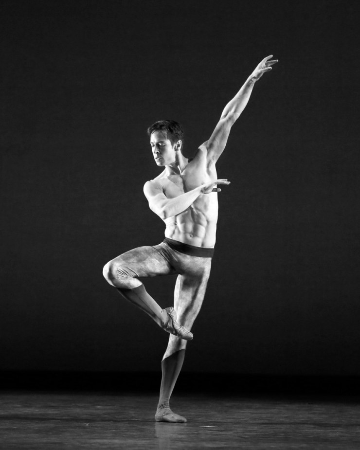ballerino classico eterosessuale