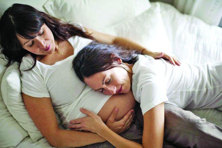 donne lesbiche famiglia