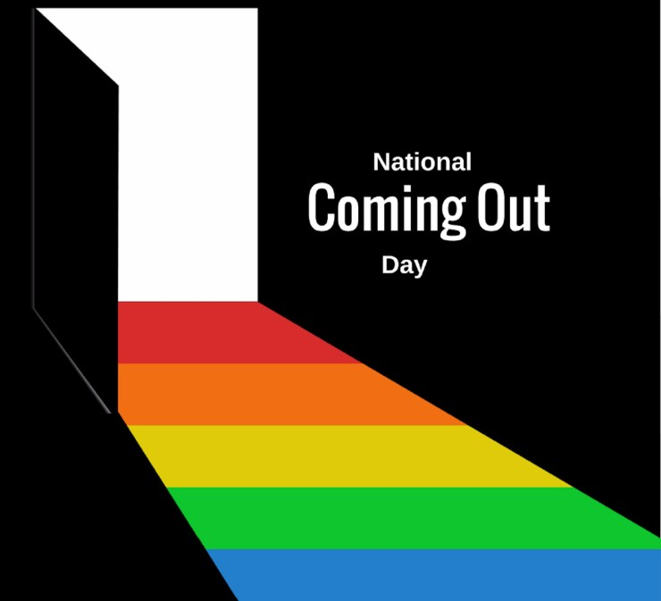 coming out day 2019