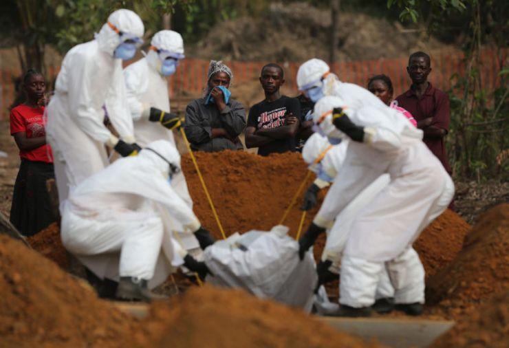 ebola vaccino