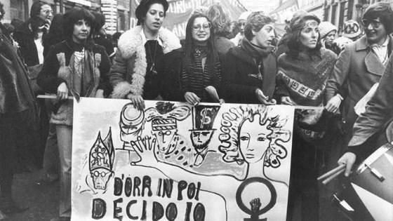 leggi per le donne in italia