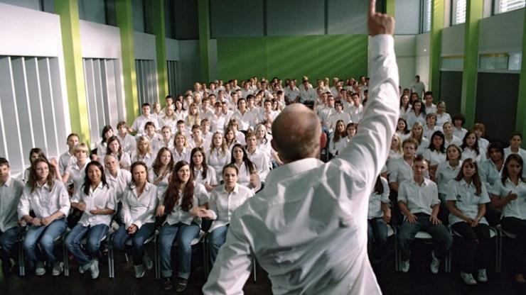 THE WAVE-L'INDA (film 2008) e l'esperimento sociale