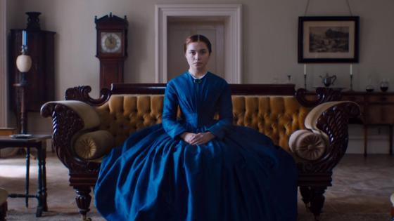 Lady Macbeth film 2016 (ritratto di donna)