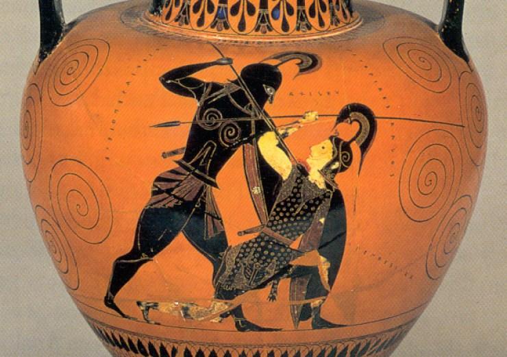 Achille Pentesilea