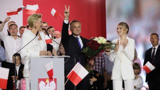 duda elezioni polonia