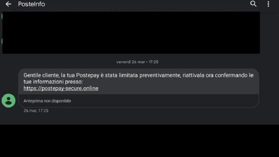 phishing posteinfo