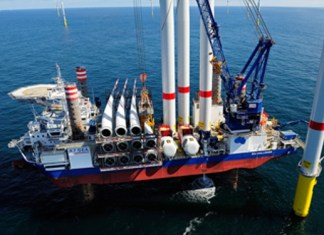 Transport vessels for Siemens' blades create opportunity for Hull firm