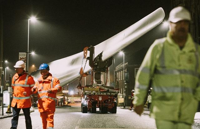 Turbine blade set to be Hull city staple