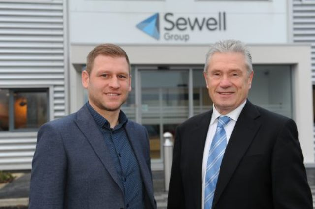 Sewell adds Huddersfield construction company to group