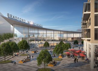 Bradford city centre station could boost Northern economy by £15bn