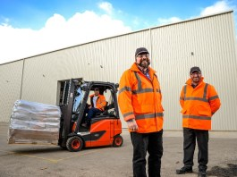 Yorks chemical processor completes £1m warehouse project