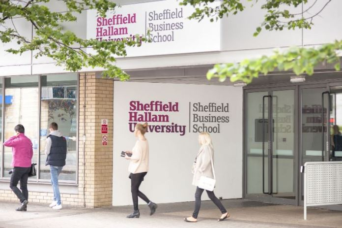 Small Business Charter award for Sheffield Business School