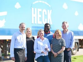 Heck Food enlist local accountancy to expand product range