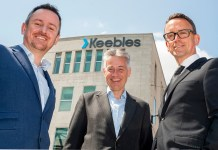 Name change reflects Keeble Hawson's growth vision