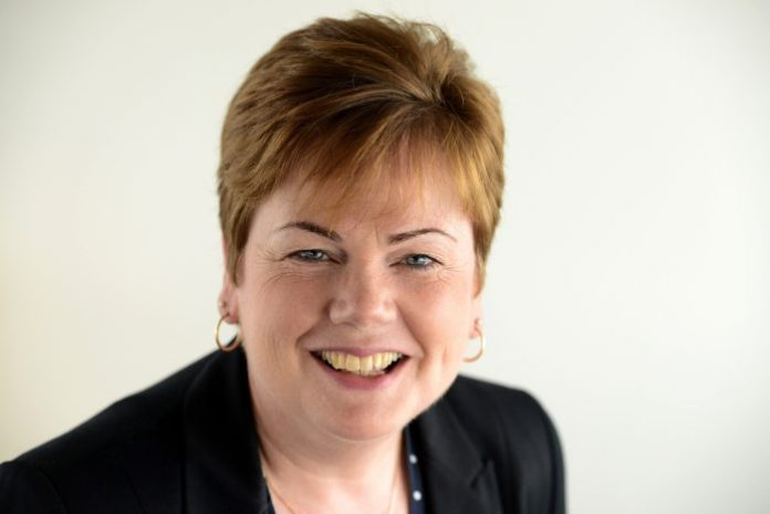 Julie Bailey, Chief Executive at Andrew & Co Solicitors