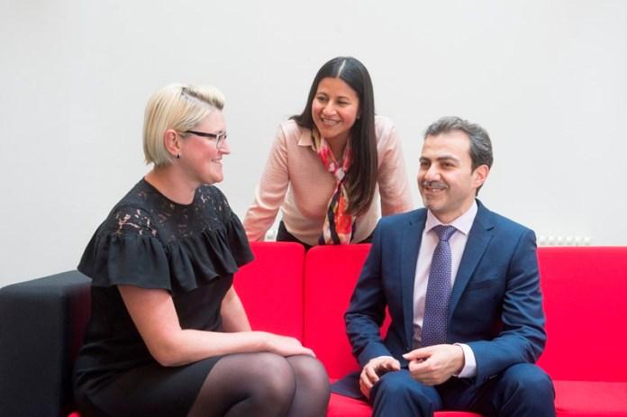 Chamber International add three export advisors to expanding team